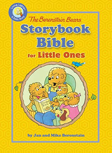 The Berenstain Bears Storybook Bible for Little Ones (Berenstain Bears/Living Lights: A Faith Story) (English Edition)