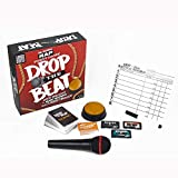 Professor Puzzle Drop The Beat - The Original Rap Party Game - Rapping / Singing Buzzer Game for The Family by Looney Goose.