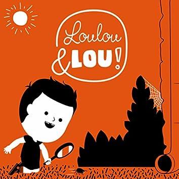 De Beste Loulou en Lou Kinderliedjes