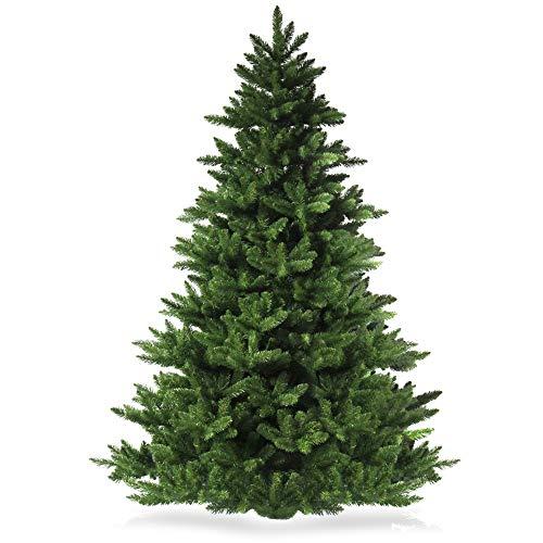 Star Christmas, Verde, Albero Bucarest con 1627 Rami, 270 cm, PVC
