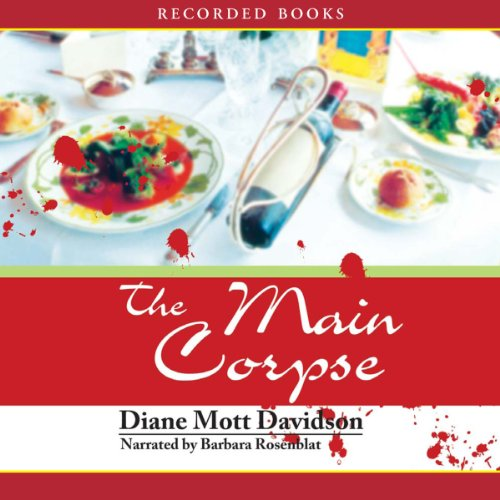The Main Corpse audiobook cover art
