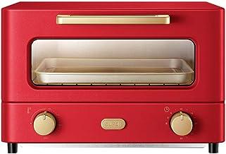 Fours grille-pain Mini Four Domestique 12L, minuterie 30 Minutes, Porte vitrée, contrôle de température réglable, avec Pla...