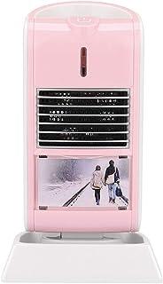 kashyk - Calefactor rápido para Cuarto de baño, bajo Consumo, silencioso, 2 Modos, para Cuarto de baño, Cambiador, Escritorio, portátil, Ajuste del Ventilador, plástico ABS, Rosa, Tamaño Libre