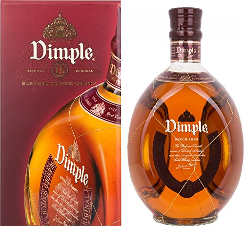 Dimple Whisky 15 Años - 1000 ml