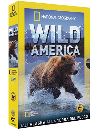 Wild America (Box 2 Dvd)