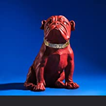 Bulldog slaapkamer desktop winkel tv-kast desktop hars ambachten