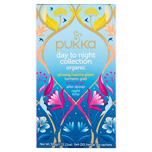 Pukka Day to Night Collection - Tisana 20 filtri