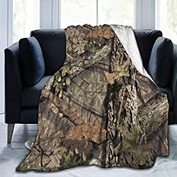 Befectar Throw Wrap Cover Home Blankets for Lounge Couch Reading Watching Tv Sherpa Flannel Fleece Throw Wearable Blankets for Adult Child Super Warm Camouflage Camo