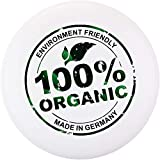 eurodisc 4.0Ultimate Frisbee - Frisbee (175g, 100% plástico biológico), Color Blanco