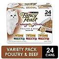 Purina Fancy Feast Gravy Lovers Poultry & Beef Feast…