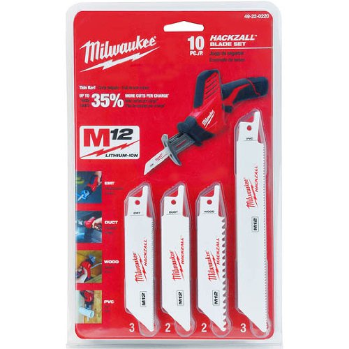Milwaukee 49220220 Cuchilla de sierra de sable