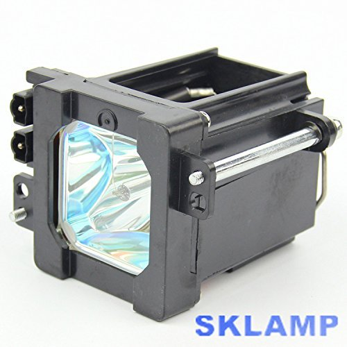 Sklamp Replacement Projector/TV Lamp with Housing for JVC HD-61Z456/HD-52G887/HD-56G787/HD-56FN97 Tv Lamps,150 Days Warranty