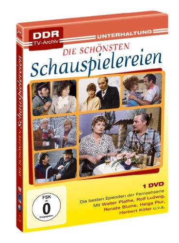 Die schönsten Schauspielereien - DDR TV-Archiv