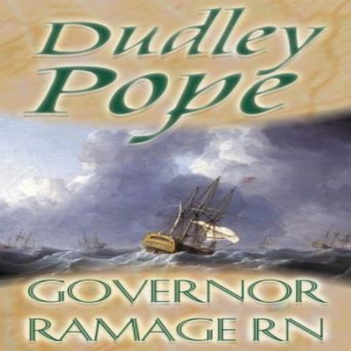 Governor Ramage R.N. audiobook cover art