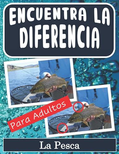 Encuentra la Diferencia - Pescaderia: Rompecabezas de imágenes para adultos