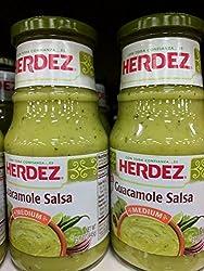 Image of Herdez Guacamole Salsa 15.7...: Bestviewsreviews