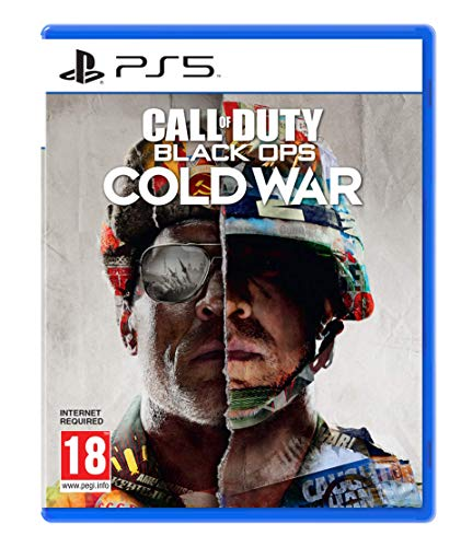 Call of Duty: Black Ops Cold War [Steelbook Edition] - PS5 - (inkl. COD MW Steelbook)