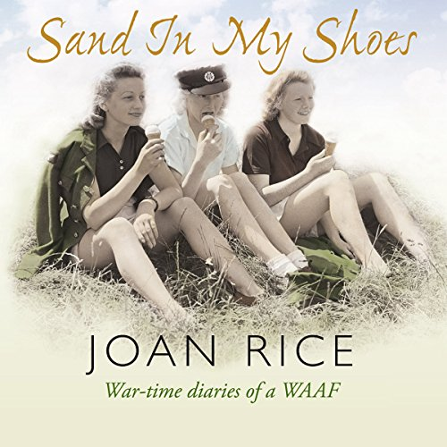 Sand in My Shoes audiobook cover art