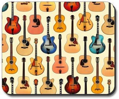 Gitarren - Akustisches Mauspad - Bild Dan Morris