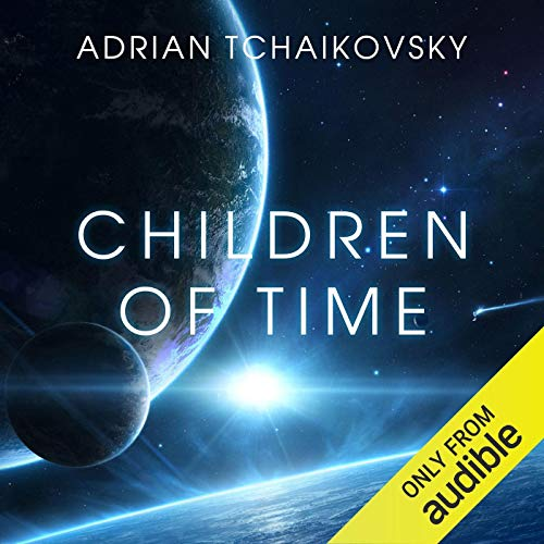 Children of Time  By  cover art