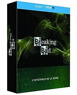 Breaking Bad : Intégrale de la série - Blu-ray + Copie Digitale [Blu-ray] [Édition Collector] (B00FZ6JWYY) | Amazon price tracker / tracking, Amazon price history charts, Amazon price watches, Amazon price drop alerts