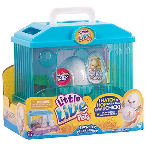 Little Live Pets 28325 Surprise Chick kippenhuis speelgoed