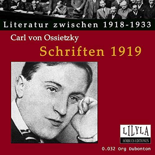 Schriften: 1919