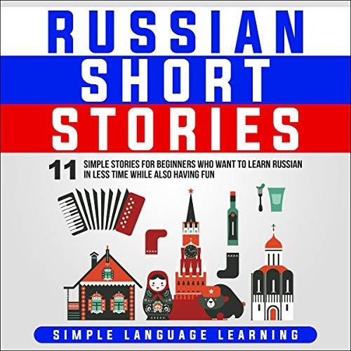 Russian Short Stories cover art