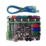 WINGONEER MKS Gen L V1.0コントローラPCBボード統合マザーボード互換Ramps1.4/Mega2560 R3対応a4988/DRV8825/TMC2100/LV8729