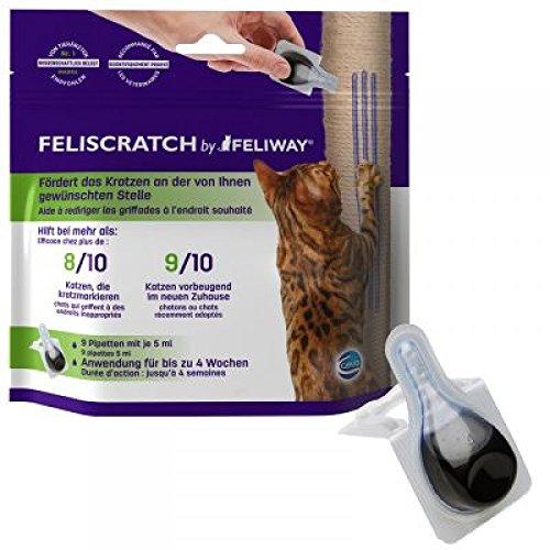 Ceva VTM60 Feliscratch By Feliway 9Pip 5Ml/4Pz - 45 ml