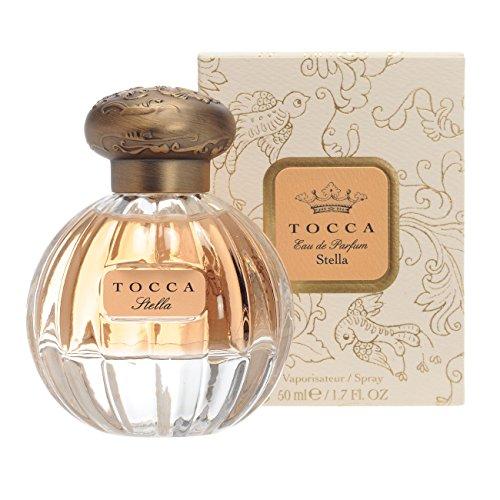 トッカ(TOCCA) オードパルファム ステラの香り 50ml(香水 美しく気まぐれなイタリア娘のように、ブラッドオ...