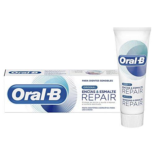 Oral-B Encías & Emaille Repair Original Zahnpasta Zahnpasta 4 x 75 ml