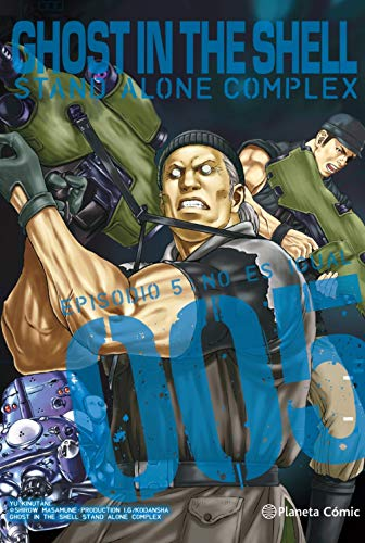 Ghost in the Shell Stand Alone Complex nº 05/05:...