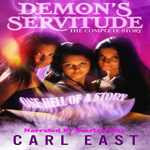 Demon's Servitude: The Complete Story audiobook cover art