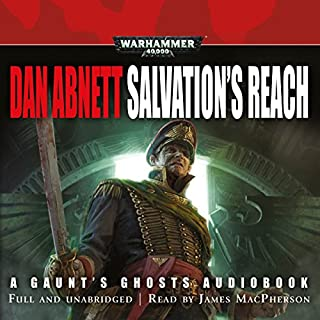 Salvation's Reach cover art