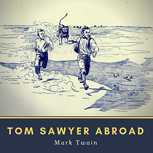 Tom Sawyer Abroad Titelbild
