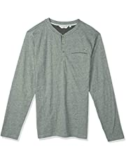 Oaks Valley Full Sleeve Sweatshirt for Men, Size M, Ash