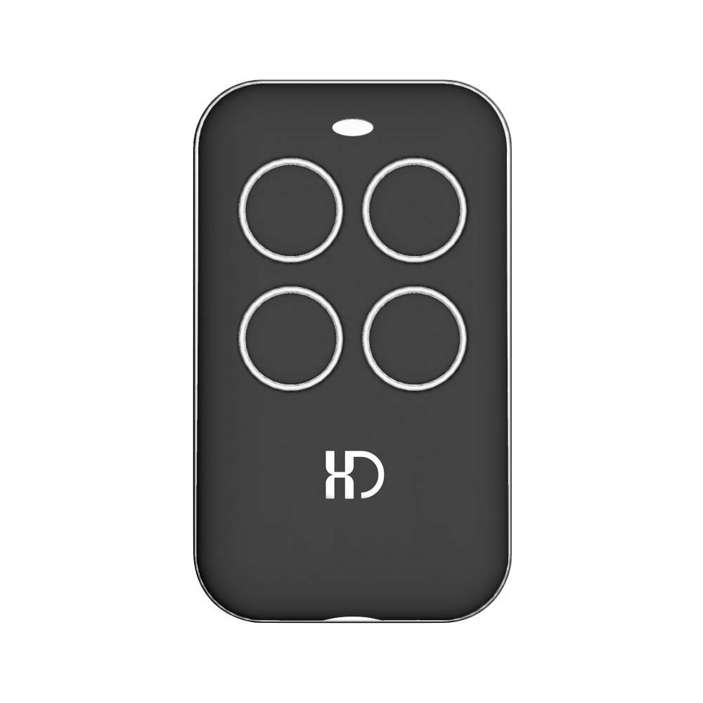 Amazon Com Xinda 2020 Universal Garage Door Opener Remote With Intellicode Security Technology Control Up To 4 Gate And Garage Door Remote Compatible With Genie Garage Door Openers Home Audio Theater