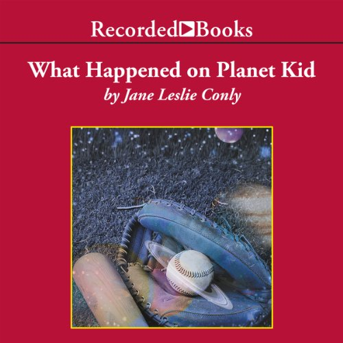 What Happened on Planet Kid audiobook cover art