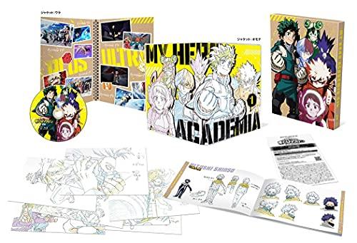 【Amazon.co.jp限定】僕のヒーローアカデミア5th Blu-ray Vol.1 初回生産限定版(全巻購入特典:「描き下ろし...