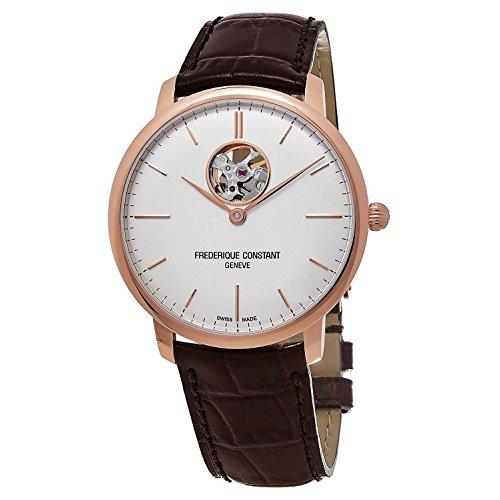 Frederique Constant Geneve SLIMLINE AUTOMATIC FC-312V4S4 Reloj Automático para hombres Plano & ligero