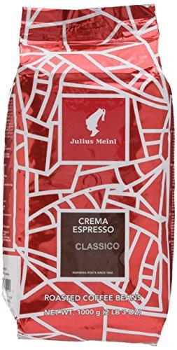Julius Meinl Crema Espresso Classico, 1er Pack (1 x 1000 g)