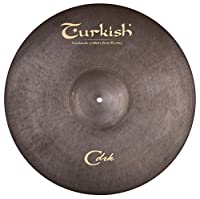 Turkish Cymbals Classic Dark Series 22-inch Classic Dark Ride CDRK-R22