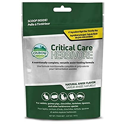 Oxbow Critical Care for herbivores 2