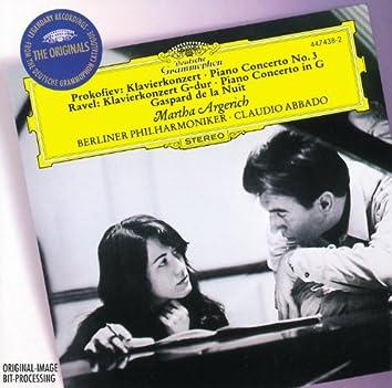 Prokofiev: Piano Concerto No.3 / Ravel: Piano Concerto in G major