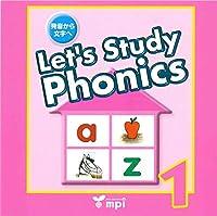 発音から文字へ Let's Study Phonics 1 CD