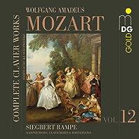 Complete Clavier Works Vol. 12