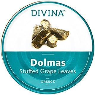 Divina Stuffed Grape Leaves — 7 oz (pack of 3)