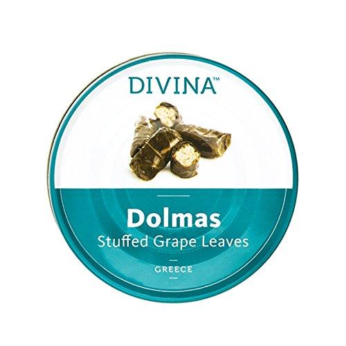 Divina Stuffed Grape Leaves -- 7 oz (pack of 3)