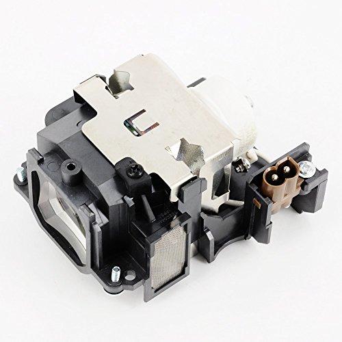 eu-ele Proyector bombilla de lámpara de repuesto compatible con la vivienda ET-LAB2para Panasonic PT-LB1V/PT-LB2V/pt-lb3/pt-lb3ea/pt-st10; PANASONIC PT-LB2U/PT-ST10U